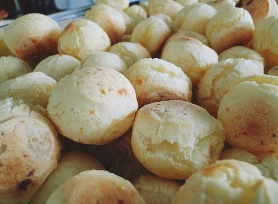 Pãod e queijo mineiro