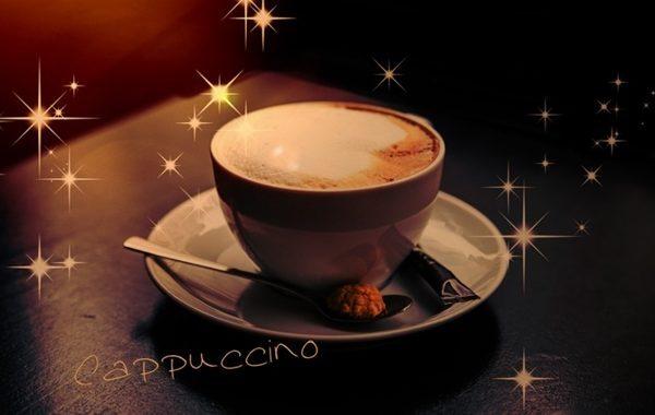 Receita de Cappuccino fácil de fazer