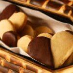 Receita de biscoito de chocolate com avelã