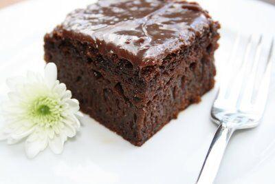 Bolo de Chocolate sem farinha para a sua dieta