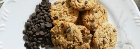 cookies de chocolate tradicional