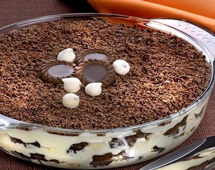 Merengue de chocolate: Essa receita é muito simples e fácil de preparar!