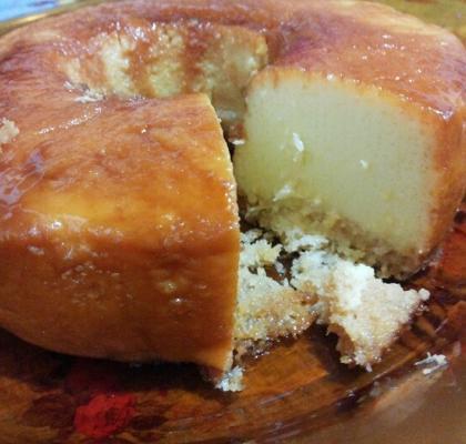 receita de pudim de coco com leite condensado