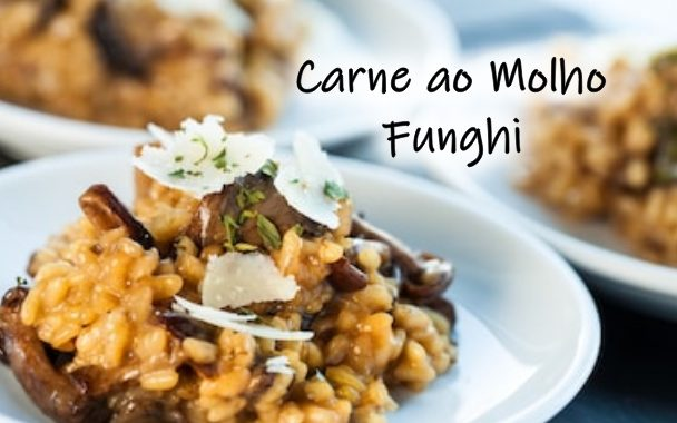 Carne ao Molho Funghi