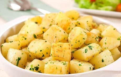 Batatas Sautées