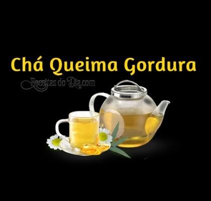 chá queima gordura 1
