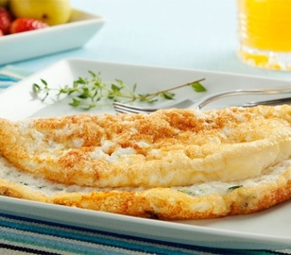 receita de omelete divino
