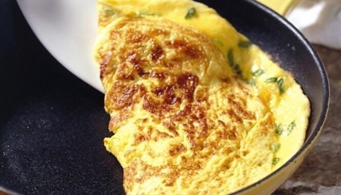 Omelete Perfeito