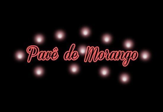 Pavê de Morango delicioso