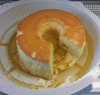 receita de pudim de padaria