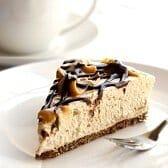Torta de Sorvete e Café