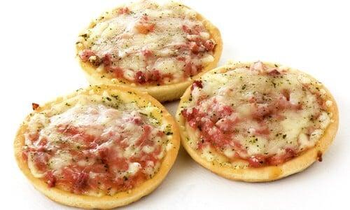 Mini Pizza Receita