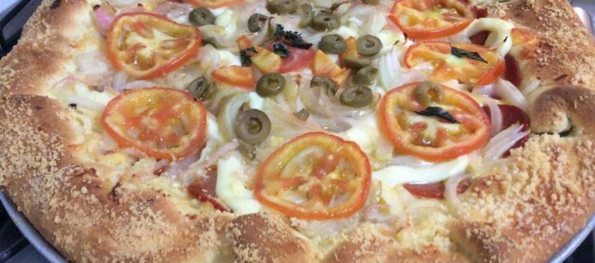 Pizza Pan (a famosa pizza Hut)