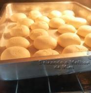 biscoito de maisena com leite condensado Receita do dia
