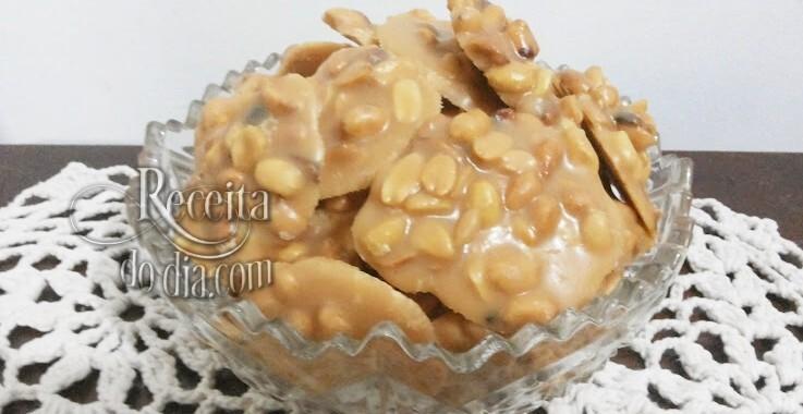 Pé de Moleque (sem leite condensado)