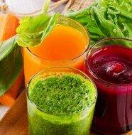 Sucos antioxidantes para emagrecer