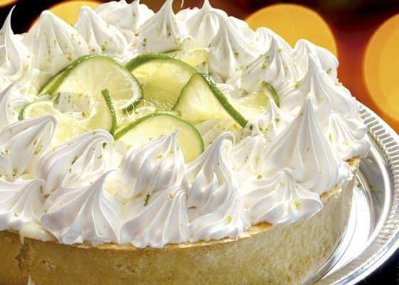 A torta de limão é uma sobremesa deliciosa. (Foto: Divulgação)