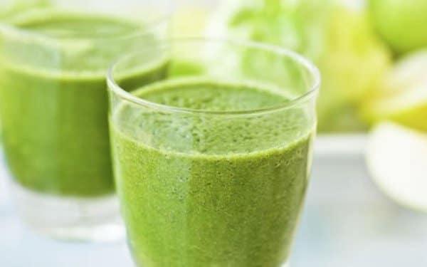 Aposte no suco preparado com chá verde. (Foto: Divulgação)