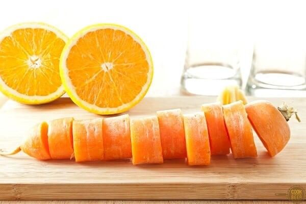 Aposte na combinação de laranja com cenoura. (Foto: Divulgação)