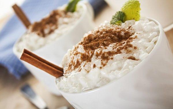 Receita de Arroz Doce com leite condensado – Irresistível e fácil preparo