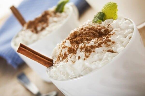 Receita de arroz doce com leite condensado - Sabor irresistível