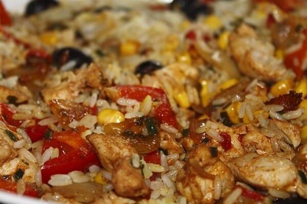 arroz de forno 10