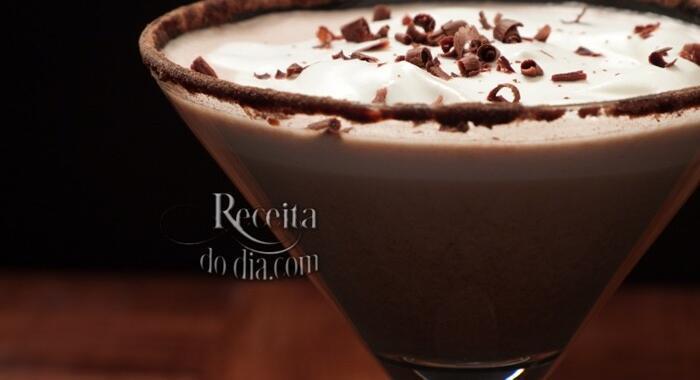 Mousse de chocolate (Melhor Receita)