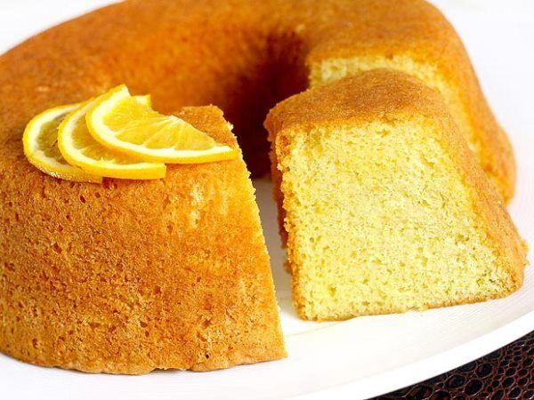 Aprenda a fazer um delicioso bolo de laranja sem glúten. (Foto: Divulgação)