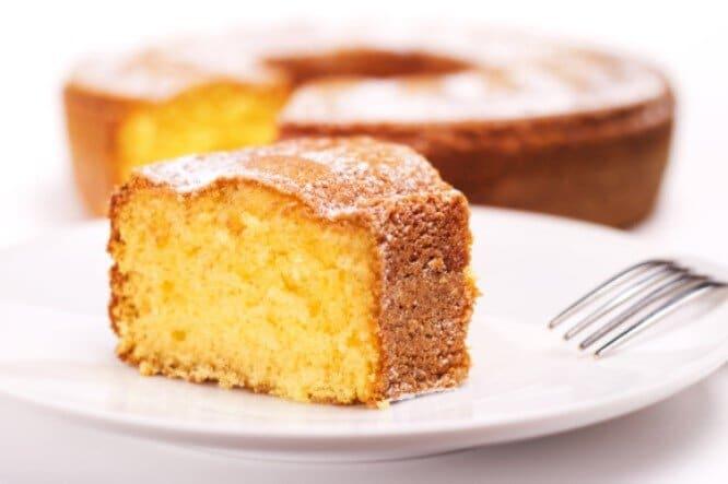 O bolo fica macio e gostoso. (Foto: Divulgação)