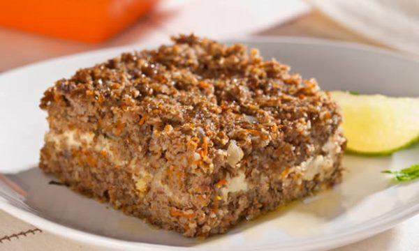 Deixe o kibe mais saboroso recheando com queijo catupiry. (Foto: Divulgação)