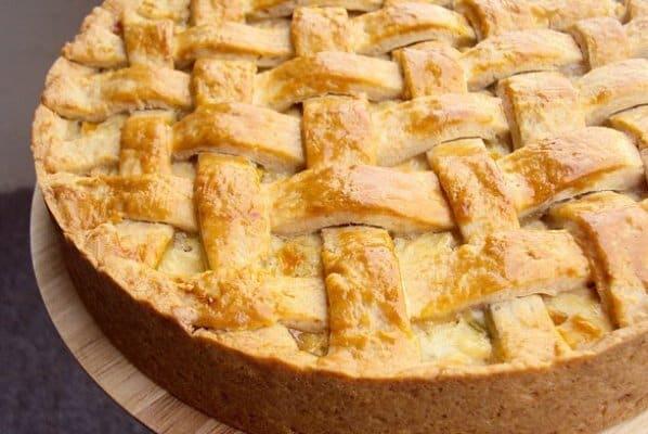 A torta de frango é uma delícia. (Foto: Divulgação)