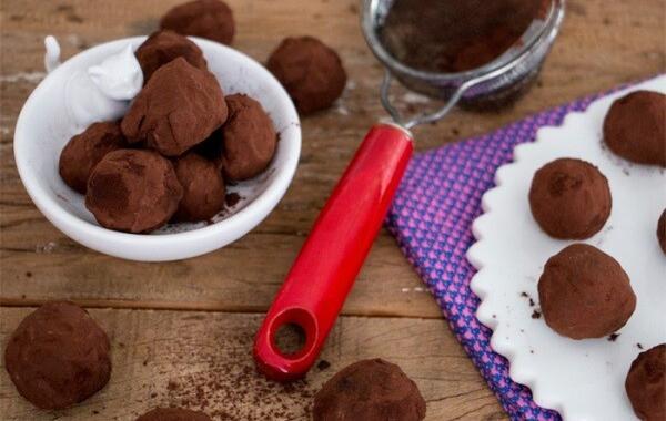 Trufas Caseiras – deliciosas e fáceis de preparar