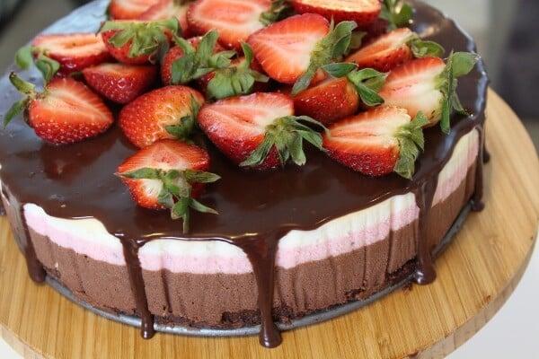 Aprenda a fazer uma deliciosa torta napolitana. (Foto: Divulgação)