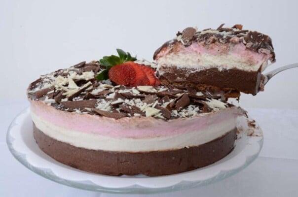 Receita de torta napolitana
