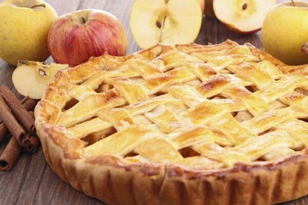 Aprenda a fazer uma deliciosa torta de maçã. (Foto: Divulgação)