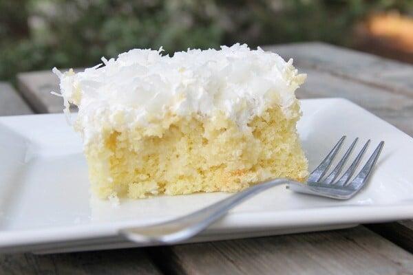 Um bolo macio, molhadinho e saboroso. (Foto: Divulgação)