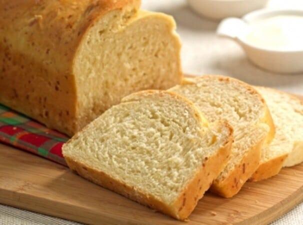 Pão caseiro tradicional. (Foto: Divulgação)