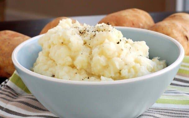 Purê de batata: uma delícia cremosa. (Foto: Divulgação)