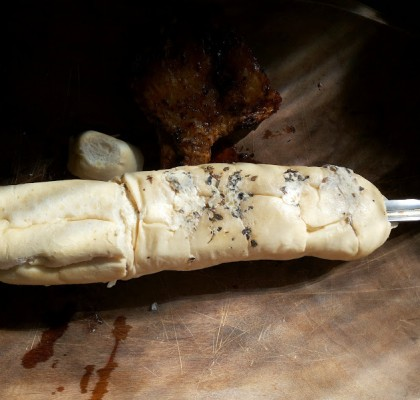 pão de alho para churrasco 3
