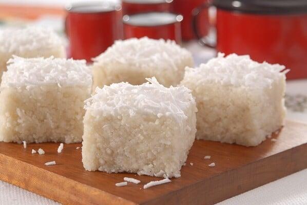 Aprenda a fazer um delicioso bolo de tapioca. (Foto: Divulgação)