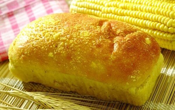 Pão de Milho recheado