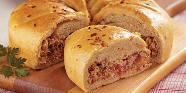 Aprenda a fazer um delicioso pão de milho. (Foto: Divulgação)