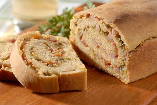 O pãozinho é perfeito para a festa junina. (Foto: Divulgação)