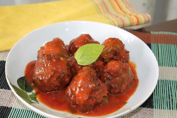 Aprenda a preparar deliciosas almôndegas. (Foto: Divulgação)