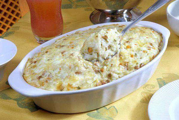Reaproveite as sobras de arroz com esse prato. (Foto: Divulgação)