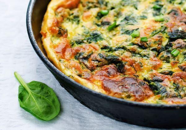 Aprenda a fazer um delicioso omelete de verdura. (Foto: Divulgação)