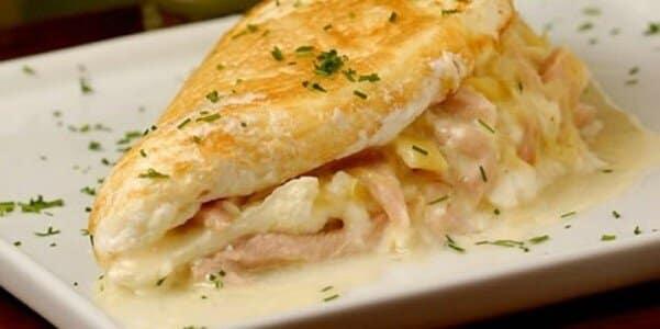 Omelete rápida (Melhor Receita)