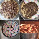 Torta de Marshmallows