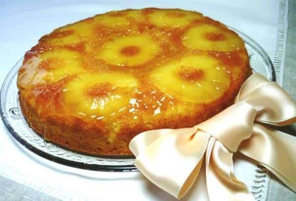Aprenda a preparar um delicioso bolo de abacaxi. (Foto Ilustrativa)