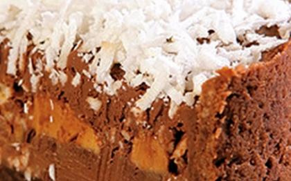 torta de doce de leite